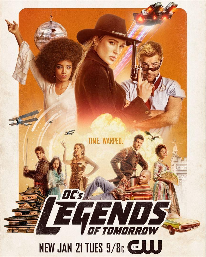 telecharger DC's Legends of Tomorrow S05E08 FRENCH HDTV