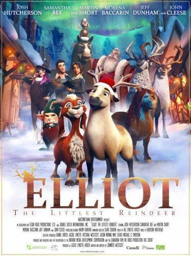 telecharger Elliot The Littlest Reindeer 2018 FRENCH 1080p HDLight x264 AC3-EXTREME zone telechargement