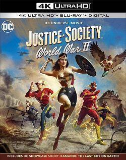 telecharger Justice Society World War II 2021 2160p UHD REMUX HDR HEVC MULTI VFi AC3 x265-EXTREME