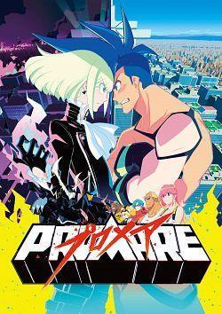 telecharger Promare 2019 MULTi 1080p BluRay x264 AC3-EXTREME zone telechargement