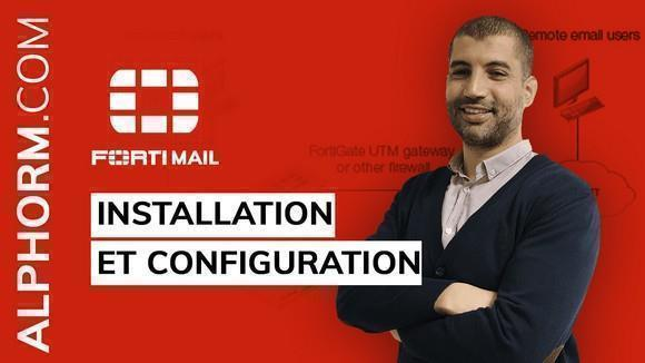 telecharger FortiMail - Installation et Configuration 2020