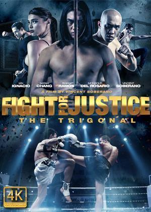 telecharger The Trigonal Fight For Justice 2018  FRENCH BDRiP LD XViD-GIGLER
