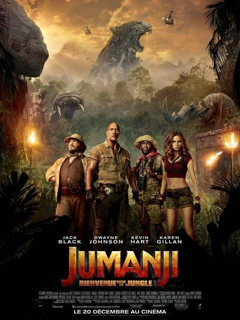telecharger Jumanji Welcome to the Jungle 2017 TRUEFRENCH BDRip XviD-EXTREME