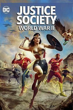 telecharger Justice Society World War II 2021 FRENCH 720p BluRay x264 AC3-EXTREME