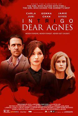 telecharger Intrigo Dear Agnes 2019 720p FRENCH HDRiP x264 AC3-STVFRV
