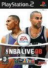 telecharger NBA Live 08 [PS2]