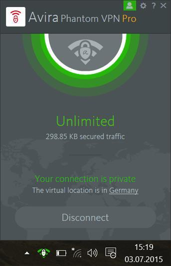 telecharger Avira Phantom VPN Pro 2.24.1.25128