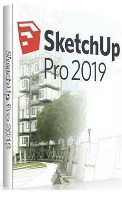 telecharger Sketchup pro 2019 V19 0 685 [WIN x64 FR + Patch]