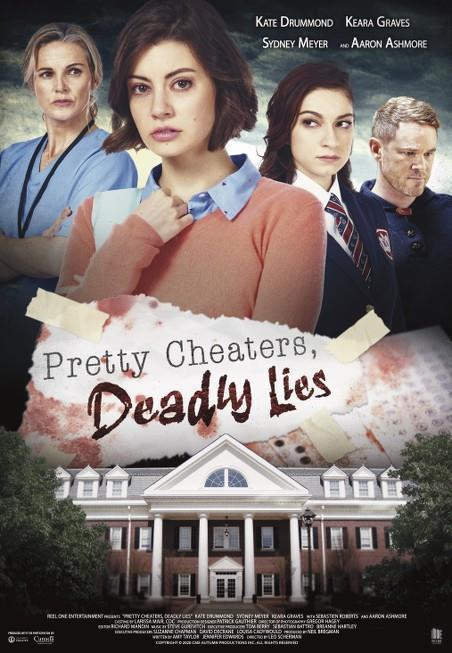 telecharger Pretty Cheaters Deadly Lies 2020 FRENCH HDRiP XViD-STVFRV