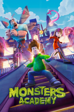 telecharger Cranston Academy Monster Zone 2020 FRENCH BDRip XviD-EXTREME