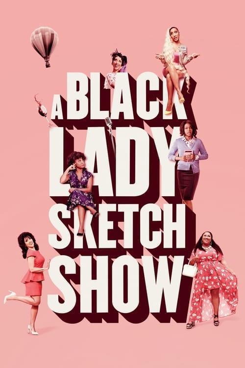 telecharger A Black Lady Sketch Show S02E02 FRENCH HDTV